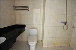 China University of Petroleum – East China (UPC) Accommodation Bathroom