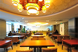 China University of Petroleum (UPC) - International Dining Hall