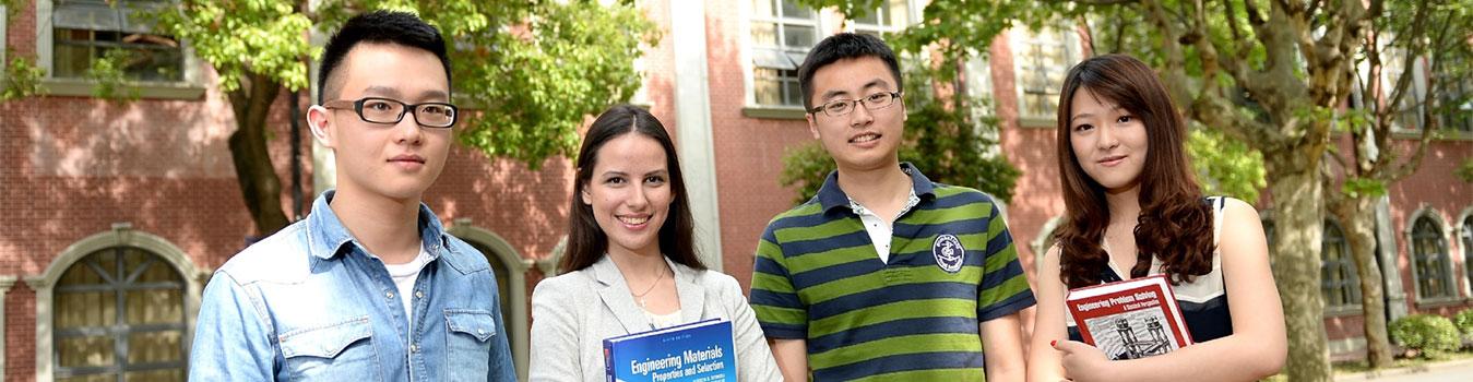 Sino-British College Shanghai Students