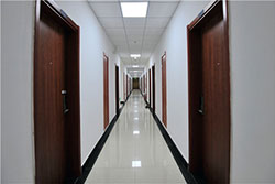 China University of Petroleum – East China (UPC) Accommodation Corridor