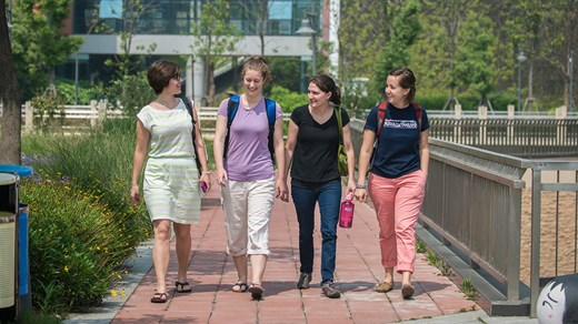xjtlu-international-students-on-campus • China Admissions