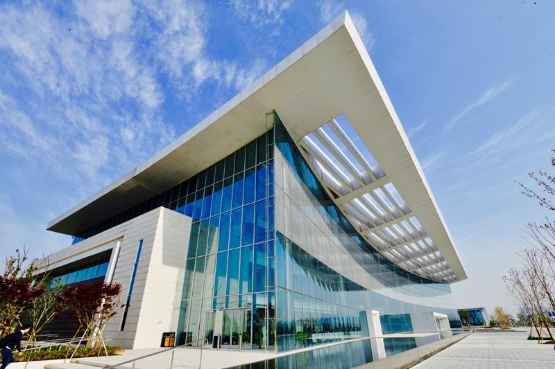 Duke Kunshan Academic Building