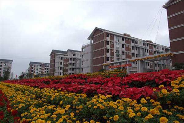 Chongqing Medical University campus