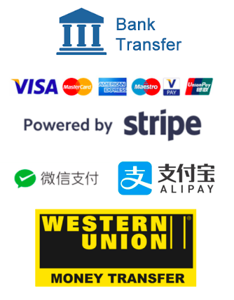 New Payment Options Added