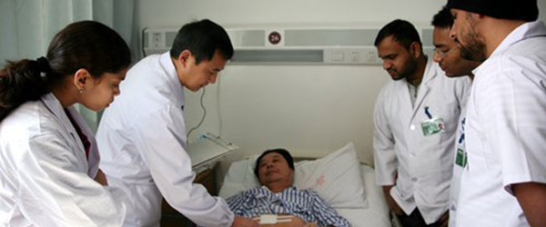 Bachelor's in Traditional Chinese Medicine (Acupuncture) SHUTCM