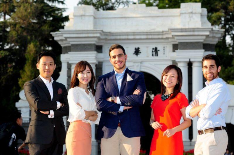tsinghua university students at mba program