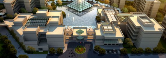 CEIBS Campus phase 3