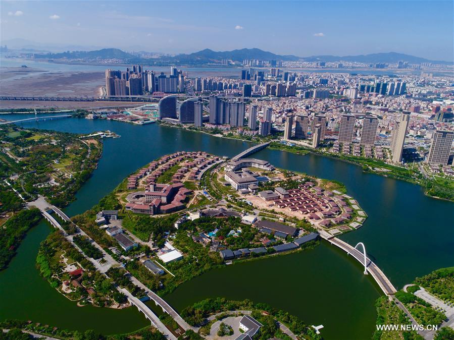 city of xiamen
