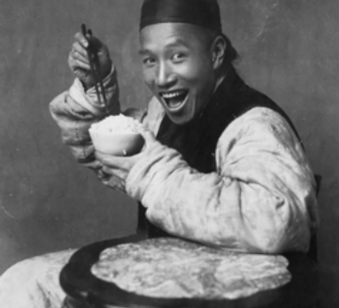 The 100 year old selfie everyone thought was fake. A Chinese lesson about food in China
