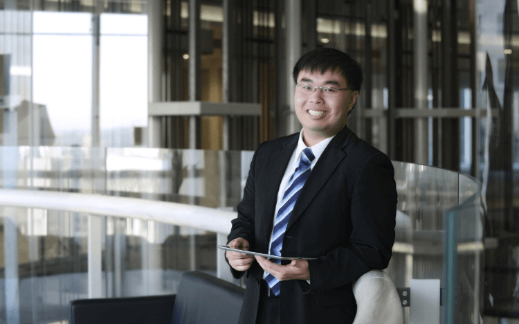 MBA at CKGSB in China