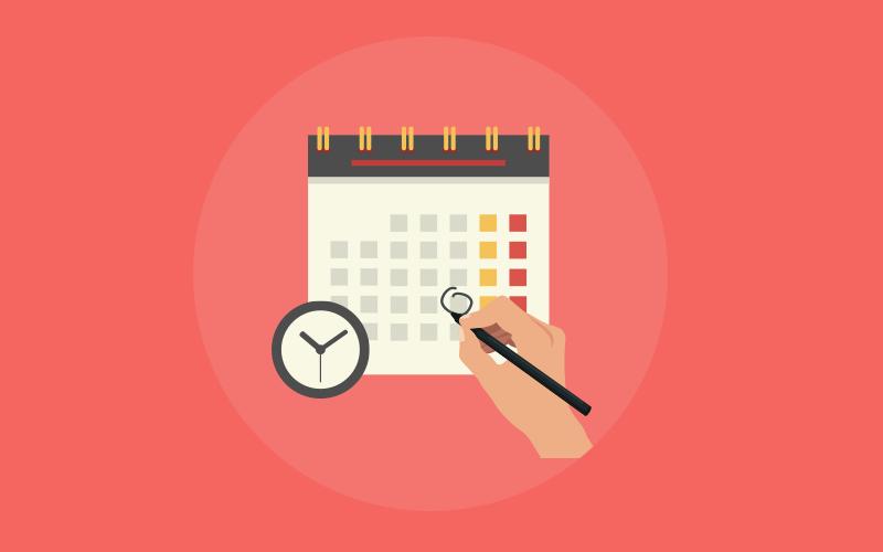 Application Deadlines for September 2020 Intake