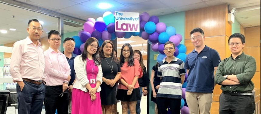 Faculty and Staff of U Law Hong Kong