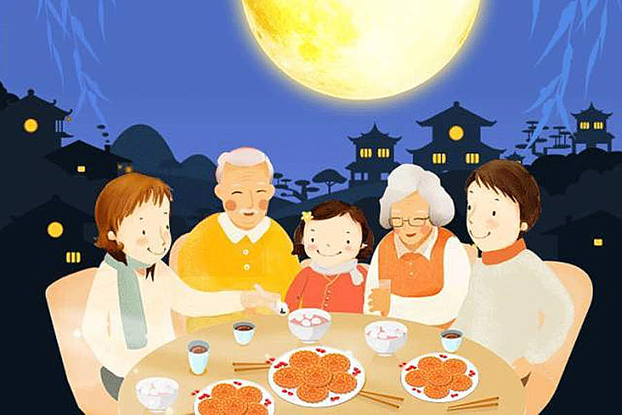 Happy Mid Autumn Festival from China Admissions!